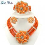 Wedding Rose-Bead Set