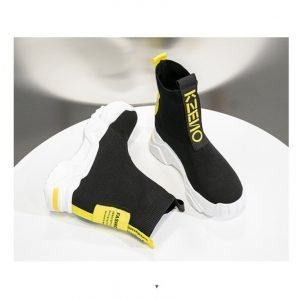 Women Breathable High Top Trainers